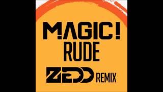 [OFFICIAL] Rude (Zedd Extended Remix) - MAGIC!