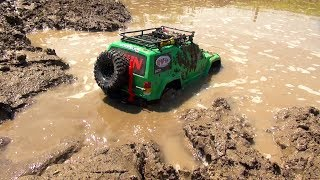 "RC ADVENTURES - FATHER & SON Time! NEW Driver MOE in MUD SOCKS! ""TRAXXiAL"" TRX4! #ProudParenting"
