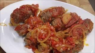 How To Make Syrian Kabab Halabi