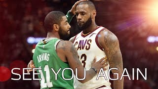 Kyrie Irving & LeBron James -