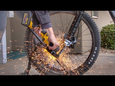 What s inside Worlds TOUGHEST Bike Lock