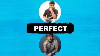 Ed Sheeran - PERFECT -  Indian Flute Version - Sriharsha Ramkumar