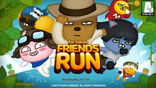 Let's Play Friends Run (for Kakao)