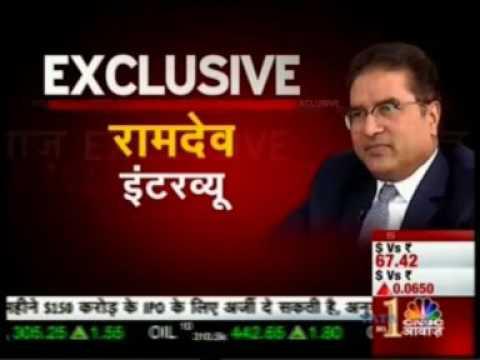 Mr. Raamdeo Agrawal on the 21st Wealth Creation Study on CNBC Awaaz