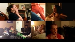 Game of Thrones: Red Wedding Reactions Compilation