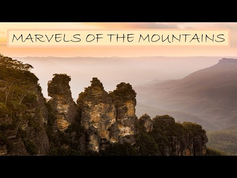 Australia the Beautiful - Marvels of the Mountains - 8077