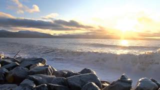 Beautiful Nature Video & Relaxing Music - Ocean Whisper (HD)