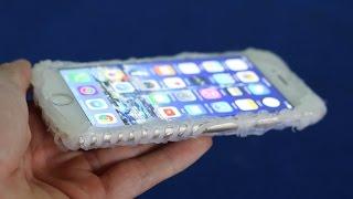Make a Amazing Iphone Case from Hot glue   DIY Smartphone Case