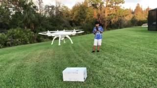 My Walmart Drone