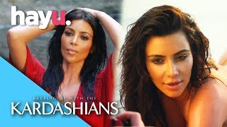 Kim Goes Selfie Crazy In Thailand   Keeping Up With Kardashians
