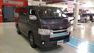 In Depth Tour Toyota Hiace JDM - Indonesia