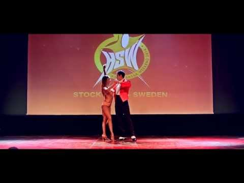 Adolfo Indacochea & Tania Cannarsa at Hot Salsa Weekend 2014 (Stockholm - Sweden)