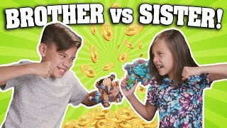 BROTHER VS. SISTER CHALLENGE with LIGHTSEEKERS!