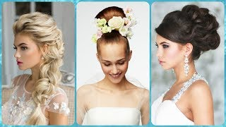 Top 20 beautiful wedding hairstyles for long hair