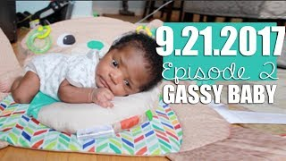 THE BALLOS | GASSY BABY PROBLEMS
