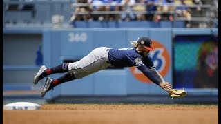 MLB Fernando Tatis Jr  Defensive highlights 🔥🔥💪