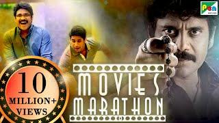 Nagarjuna Akkineni Birthday Special(HD) New Hindi Dubbed Movies | Movies Marathon l