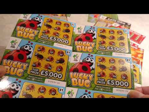 Xxx Mp4 2X HIDDEN TREASURE Scratchcards 3X TREBLE 7 7 LUCKY BUG 1 000 A MONTH 1 000 000 RED 3gp Sex