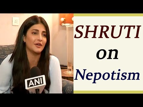 Xxx Mp4 Shruti Hasan Has PERFECT Reply On Nepotism Watch Video FilmiBeat 3gp Sex