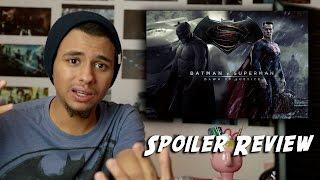 Batman vs Superman Spoiler Movie review - مراجعة لفيلم Batman vs Superman مع حرق !