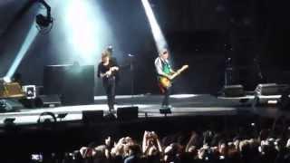 Rolling Stones - Circo Massimo parte 1/4 - Roma, 22 Giugno, 2014