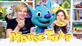 Gra Mouse Trap, Pułapka na myszy, Hasbro