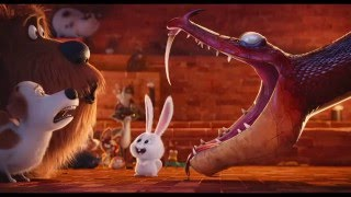 The Secret Life of Pets Trailer 3 - 2016 Animation