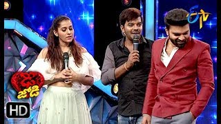 Sudheer | Rashmi | Pradeep | Funny Joke | Dhee Jodi | 20th March 2019 | ETV Telugu