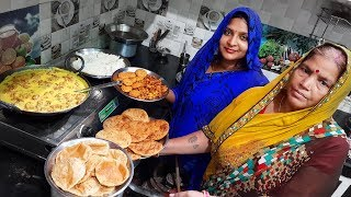 पितृ पक्ष SPECIAL MORNING ROUTINE | DAILY INDIAN KITCHEN ROUTINE | TASTY DISHES