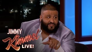 DJ Khaled's 4-Month-Old is an Executive Producer
