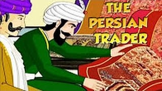 Akbar Birbal - The Persian Trader - Kids Animation - Bed Time English Morale Stories