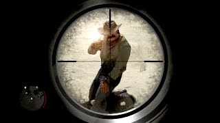 Sly Shooter - Red Dead Redemption Funny/Brutal Moments Compilation Vol.16