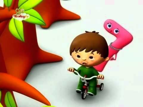 Charlie And The Numbers Baby Tv Part 07 Of 10 English Version Full Episode Of Number Seven 07