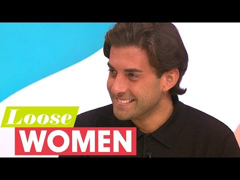 TOWIE's Arg Shows Off His New Nose | Loose Women
