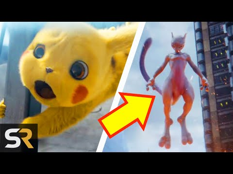 Detective Pikachu Trailer 2 Breakdown Mewtwo Strikes
