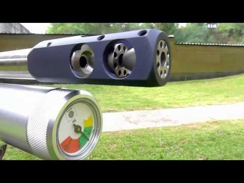 Steyr LG110 New 2011 Model Field Target