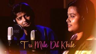 Tu Mile Dil Khile   Sushanto & Sudha   KRS