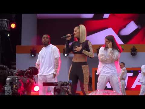 AVICII ft. RITA ORA - LONELY TOGETHER (LIVE 538KINGSDAY 2018)
