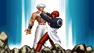 King of Fighters 97 Team Kyo/Iori Secret Ending