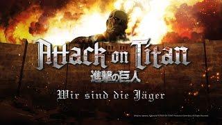 Attack on Titan - Trailer (Anime) Deutsch HD