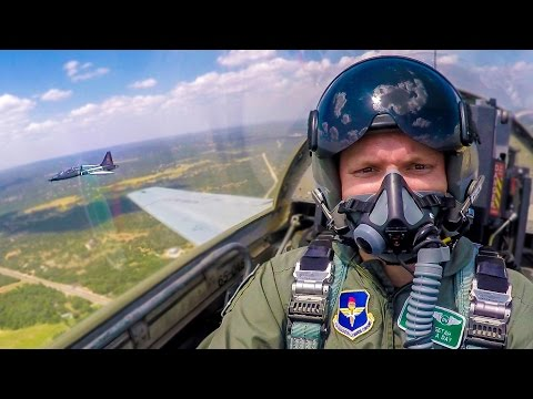 watch FEELING THE FORCES OF A FIGHTER JET - Smarter Every Day 159