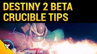 Destiny 2: Control / Countdown Tips & Tactics
