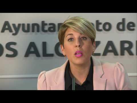 11/01/2017 Hasta Los Alcázares ha ido hoy el ejecutivo regional para celebrar el Consejo de Gobierno