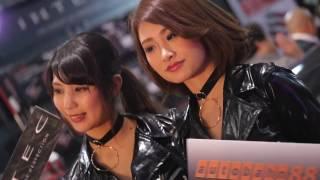 2017 Tokyo auto show Beautiful girls