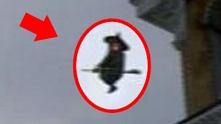 5 Witches Caught on Tape