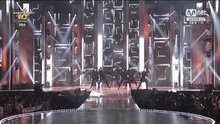 140724 EXO-K – Overdose + Only One (BOA) @ m! countdown