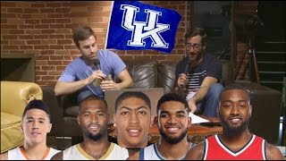 Would All-Kentucky NBA Team Win NBA Title?