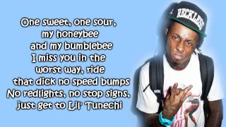 Lil Wayne - Back To You (Lyrics) HD [IANAHB2]