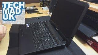 Toshiba Satellite C650 / C650D / C655 Full Disassembly