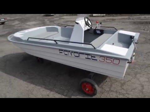 лодка кайман 350 тримаран стеклопластик видео